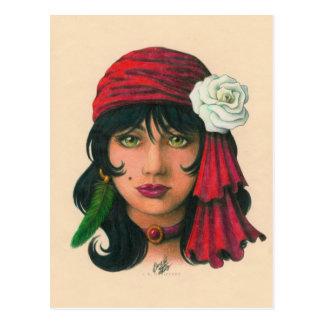 Gypsy II Postcards