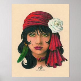 Gypsy II Poster
