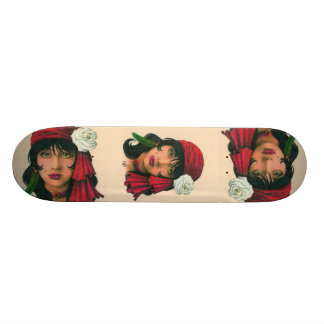 Gypsy II Skateboard Deck