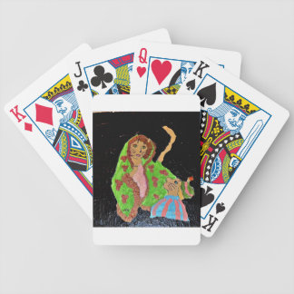 Gypsy Intrigue Bicycle Playing Cards