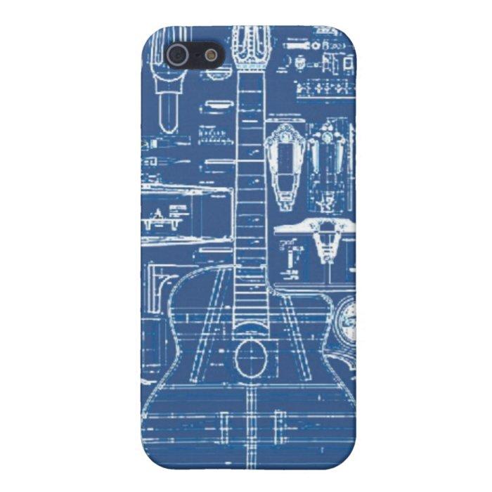 gypsy jazz iPhone case