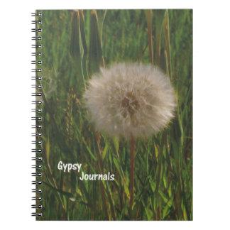 Gypsy Journal Dandelion