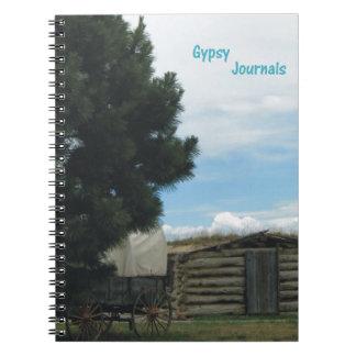 Gypsy Journal Log Cabin