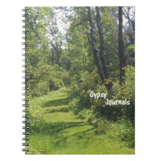 Gypsy Journals Green Path