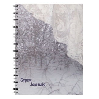 Gypsy Journals Lace Curtains