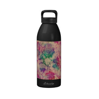 Gypsy Lace Roses Drinking Bottle