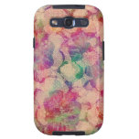 Gypsy Lace Roses Galaxy S3 Case