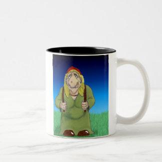 Gypsy  Mom Two-Tone Coffee Mug