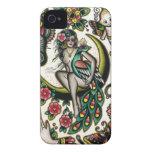 gypsy moon iPhone 4 case