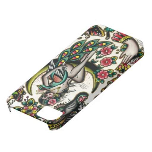 gypsy moon iPhone 5 cover