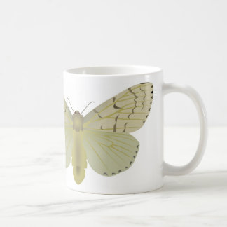 gypsy moth coffee mug