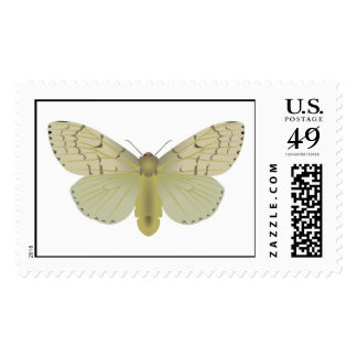 gypsy moth postage stamps