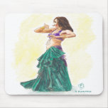 Gypsy Mouse Pad