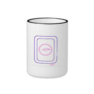 Gypsy Mug in Purple & Magenta