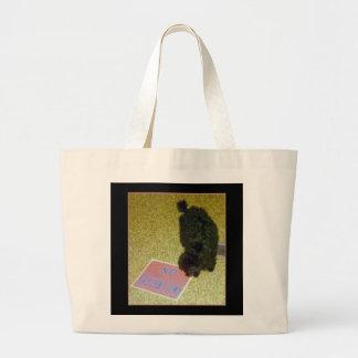 gypsy no tressing large tote bag