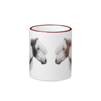 Gypsy Paint Horses Mug
