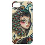 gypsy peacock iPhone 5 cases