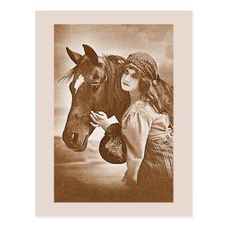 Gypsy post card