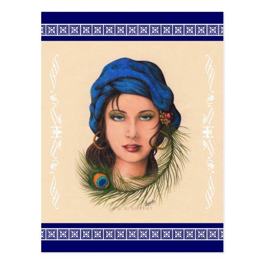 Gypsy Postcard