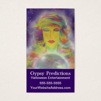 Gypsy Prediction Business Card