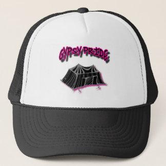 Gypsy Pride Camp Pink Trucker Hat