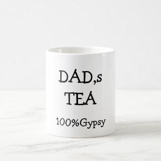 GYPSY PRIDE CLASSIC WHITE COFFEE MUG