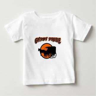 Gypsy Pride Traditional Caravan Baby T-Shirt