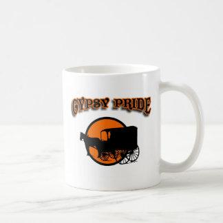 Gypsy Pride Traditional Caravan Classic White Coffee Mug