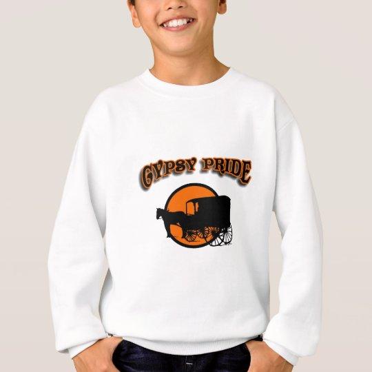 Gypsy Pride Traditional Caravan Sweatshirt