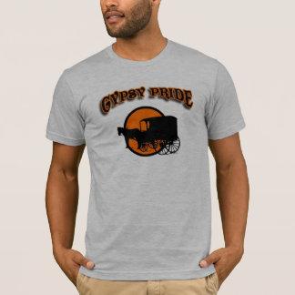 Gypsy Pride Traditional Caravan T-Shirt