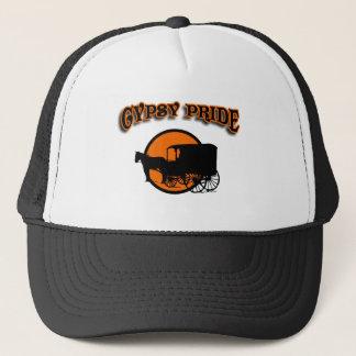 Gypsy Pride Traditional Caravan Trucker Hat