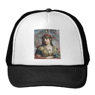 Gypsy Princess, altered art Trucker Hats