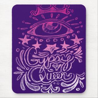 Gypsy Queen Mouse Pad