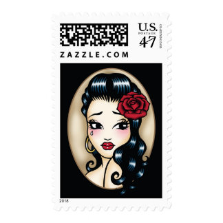 Gypsy Rose Postage