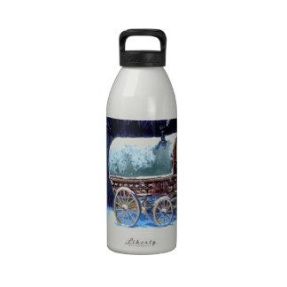 Gypsy snow drinking bottle