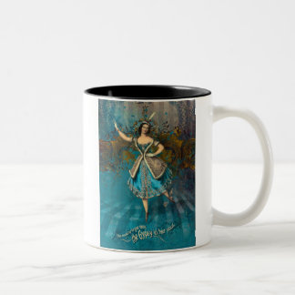 Gypsy Soul Two-Tone Coffee Mug