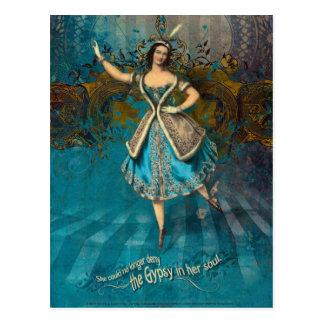 Gypsy Soul Postcards