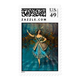 Gypsy Soul Stamp