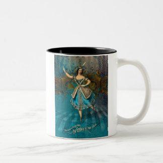 Gypsy Soul Two-Tone Coffee Mug