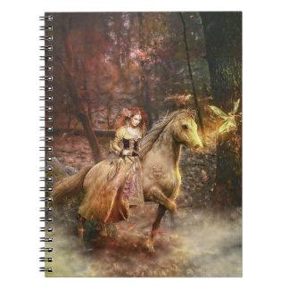 Gypsy Trail Notebook