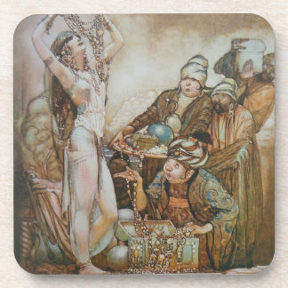 Gypsy Treasure Drink Coaster