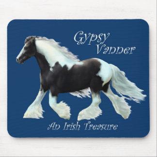 Gypsy Vanner, an Irish treasure Mouse Pad