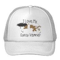 Gypsy Vanner Cap Trucker Hat