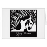 Gypsy Vanner Cards