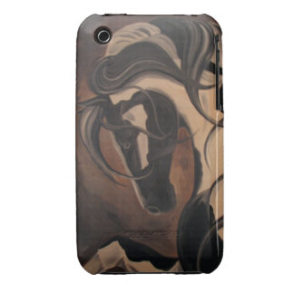 Gypsy Vanner Case-Mate iPhone 3 Case