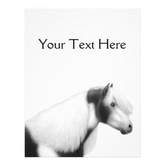 Gypsy Vanner Cob Horse Flyer