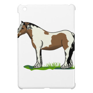 Gypsy Vanner Cover For The iPad Mini