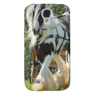Gypsy Vanner Galaxy S4 Cover