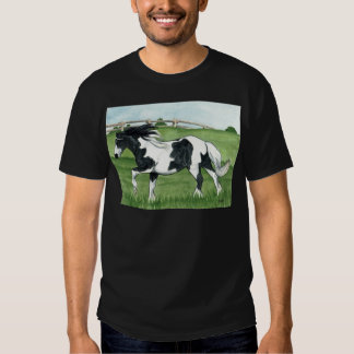 Gypsy Vanner Galloping T Shirt