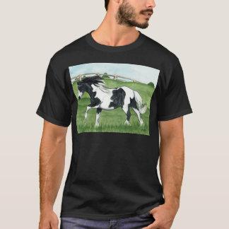 Gypsy Vanner Galloping T-Shirt